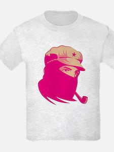 Zapatista Comandante Marcos T-Shirt