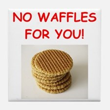 waffles Tile Coaster