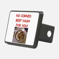 corned beef HASH Hitch Cover
