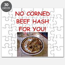 corned beef HASH Puzzle