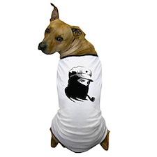 Zapatista Comandante Marcos Dog T-Shirt