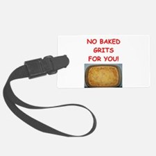 grits Luggage Tag