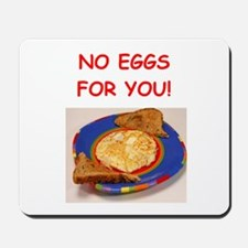 eggs Mousepad