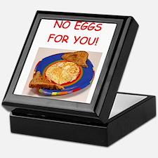 eggs Keepsake Box