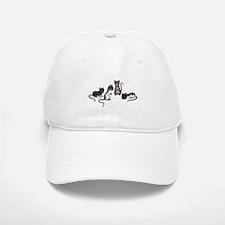 cute rats Baseball Cap