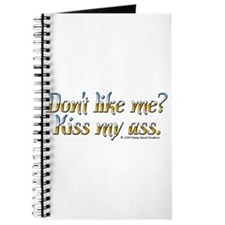Don't like me? Journal