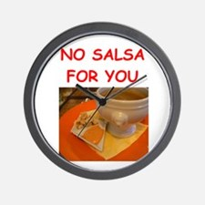 salsa Wall Clock