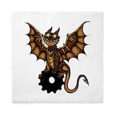 Steampunk Dragon Queen Duvet