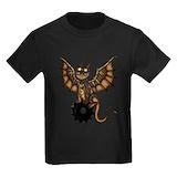 Steampunk Kids T-shirts (Dark)
