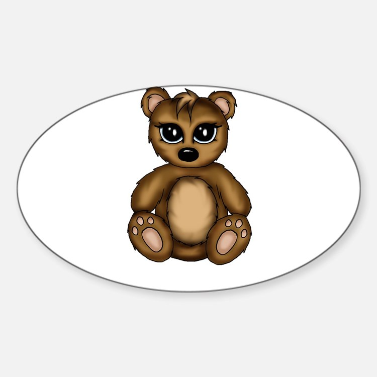 cute Teddy Decal