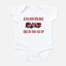Saved Lives Today-Dad Infant Bodysuit