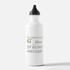 Celebrating 65 Years Drinkware Water Bottle
