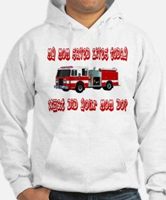 Saved Lives Today-Mom Hoodie