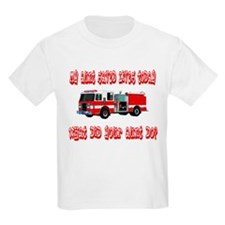Saved Lives Today-Aunt T-Shirt