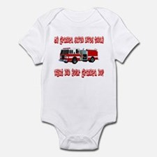 Firefighter Grandpa Baby Clothes & Gifts
