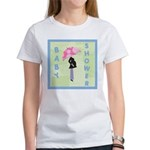 Baby Shower Blue Women's T-Shirt