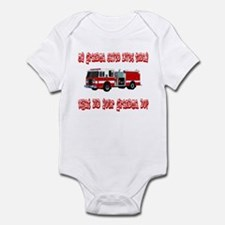 Saved Lives Today-Grandma Infant Bodysuit