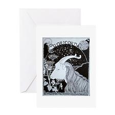 Capricorn Horoscope Greeting Cards
