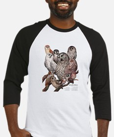 Owls of the Northeast Baseball Jersey