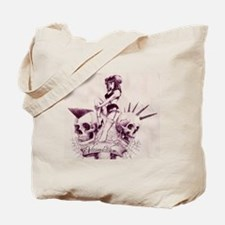 Vicious Vixens Tote Bag