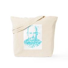 Cute Blue meth Tote Bag