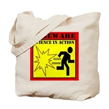 MYTHBUSTERS SCIENCE IN ACTION Tote Bag