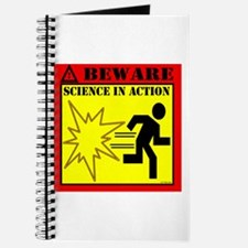 MYTHBUSTERS SCIENCE IN ACTION Journal