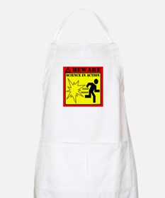 MYTHBUSTERS SCIENCE IN ACTION BBQ Apron