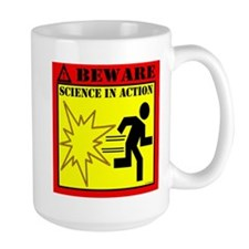 MYTHBUSTERS SCIENCE IN ACTION Mug