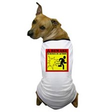 MYTHBUSTERS SCIENCE IN ACTION Dog T-Shirt