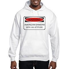 Attitude American Samoa Hoodie