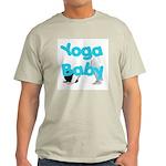 Yoga Baby #1 Light T-Shirt