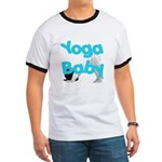 Yoga Baby #1 Ringer T