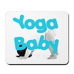 Yoga Baby #1 Mousepad