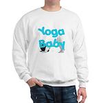 Yoga Baby #1 Sweatshirt