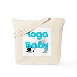 Yoga Baby #1 Tote Bag