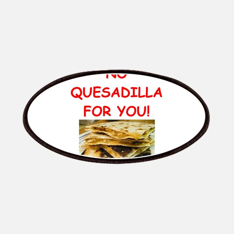 QUESadilla Patches