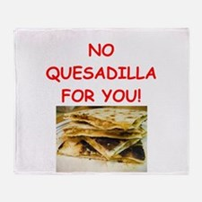 QUESadilla Throw Blanket