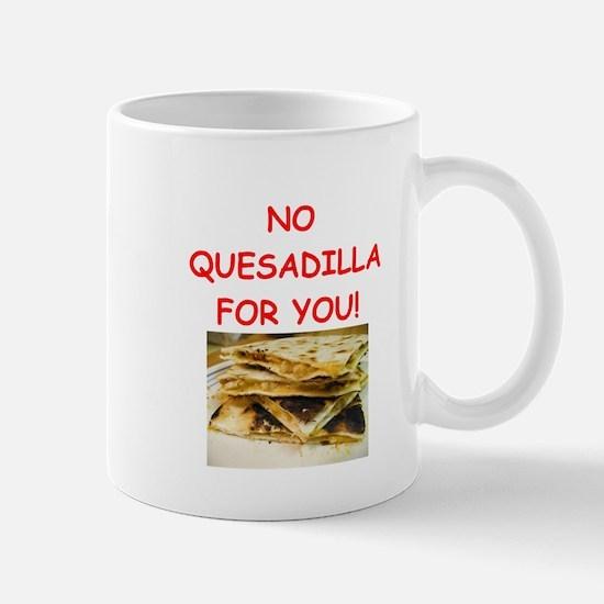 QUESadilla Mugs