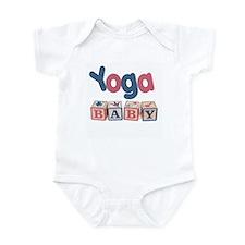 Yoga Baby #2 Infant Bodysuit