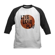 Live, Love, Play - Basketball Baseball Jersey