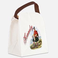 Clan Kennedy Canvas Lunch Bag