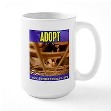 Forgotten Cats Mug