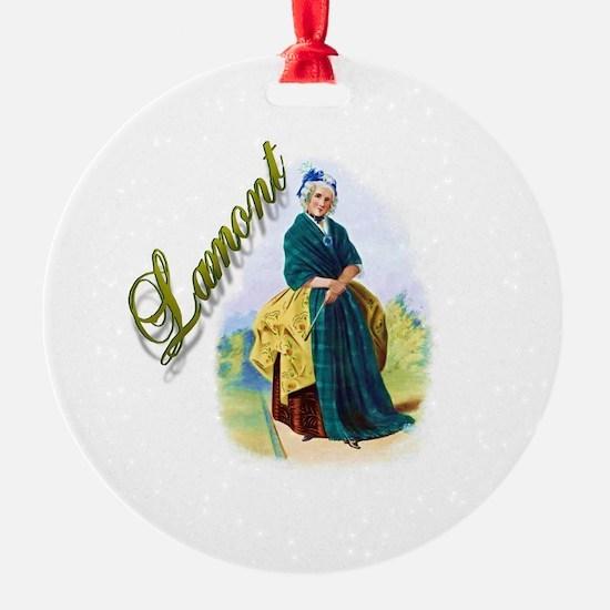 Clan Lamont Ornament