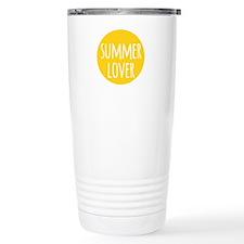 summer lover Travel Mug