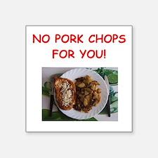 pork chops Sticker