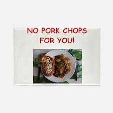 pork chops Magnets