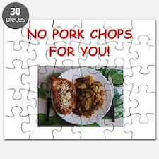 pork chops Puzzle