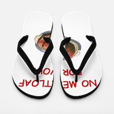meatloaf Flip Flops