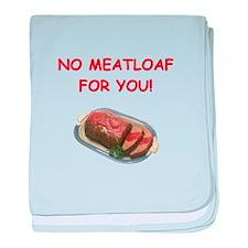 meatloaf baby blanket